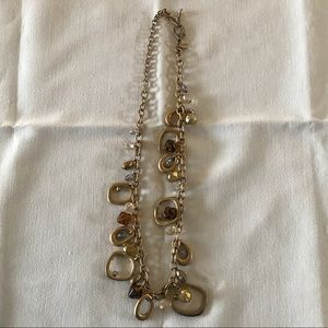 Jewelry - CHICO'S CHUNKY NECKLACE!!
